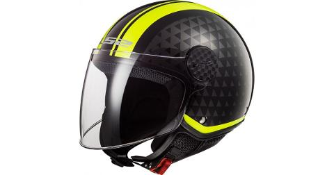 Casco  jet moto  urban downtown  LS2 SPHERE LUX SNAKE