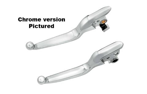 KIT LEVE Custom Crome Ergonomic Lever Set Chrome