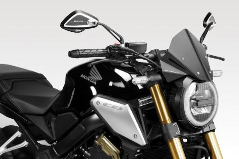 Cupolino Honda CB 650R 2019/20 DE PRETTO MOTO WARRIOR Alluminio Taglio Laser Verniciato a Polvere