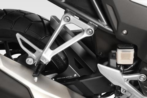Copriruota Honda CB 500F2019/2020 DE PRETTO MOTO Alluminio Taglio Laser Verniciato a Polvere