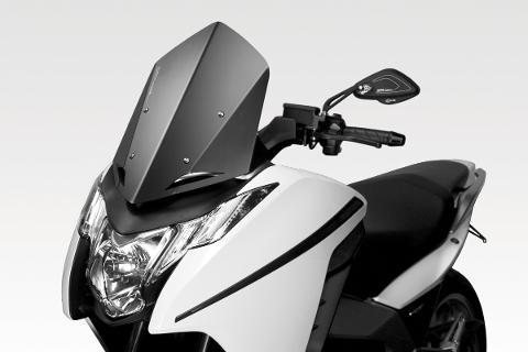 Cupolino parabrezza per moto Honda NC750 INTEGRA 2014/2019   De Pretto Moto WARRIOR SS