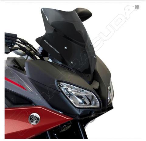 Cupolino Parabrezza Yamaha  Tracer 900 / GT Barracuda Plastico Omologato Anti Urto
