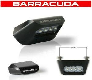 Luce targa a led  BARRACUDA  led