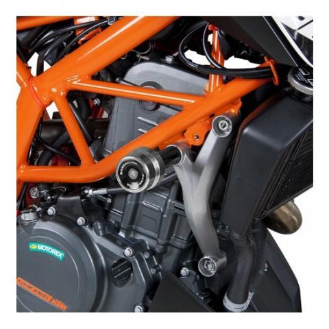 tampone paramotore  per moto  BARRACUDA  KTM 1290 Super Duke ( 2013- 2016 -2017 - 2018)
