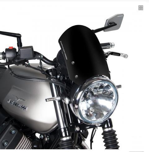 Cupolino Classic Alluminio Moto Guzzi V7 III Barracuda AEROSPORT è realizzato in Alluminio