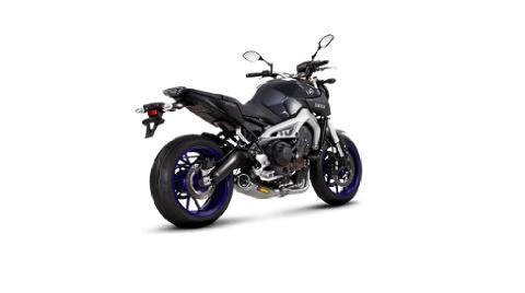 Scarico Completo Yamaha MT 09 FZ 09 Omologato inox Akrapovic Linea Racing materiali hi-tech
