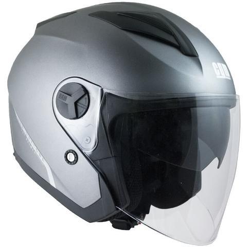 Casco get per moto con visiera interna per il sole   cgm Daytona