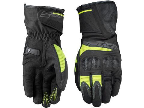 guanti invernali per moto con protezione  FIVE  FIVE WFX 2 MAN WP