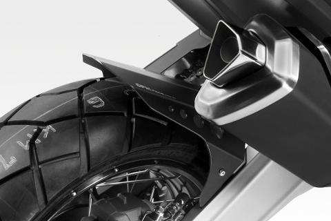 copriruota parafango posteriore in alluminio  DPM  HONDA XADV 2021