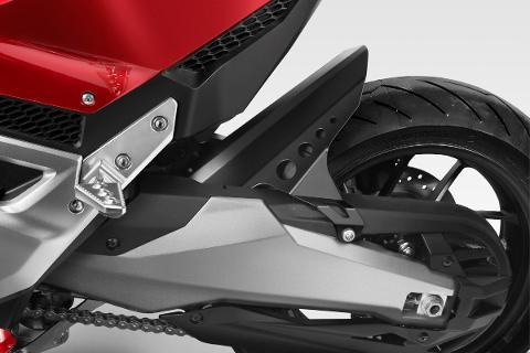 Copriruota Honda Forza 750 2021  De Pretto moto  parafango copriruota Honda