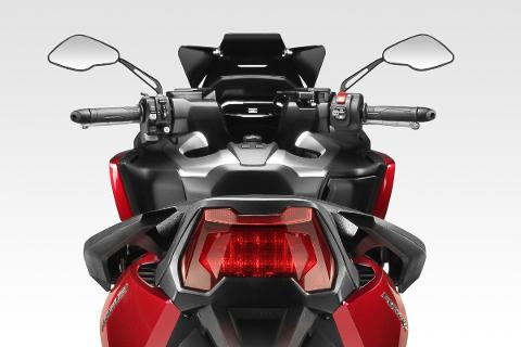 Kit specchietti Honda Forza 750 / 2021  De Pretto moto  KIT SPECCHI POLICE EVO