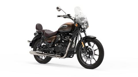 Moto Cruise Easy Royal Enfield Meteor 350