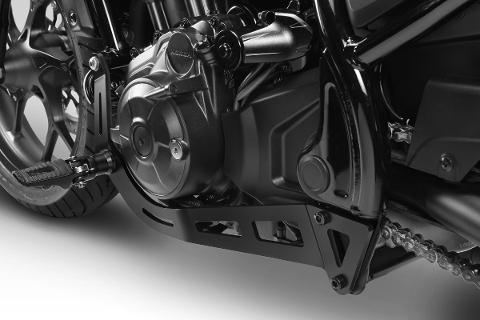 Kit riposizionamento comandi DPM RACE  Honda CMX 1100 2021