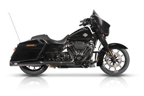 Scarico slip-on Harley  Davidson Touring 2021   OMOLOGATO  V-PERFORMANCE  Touring Euro 5 2021 up