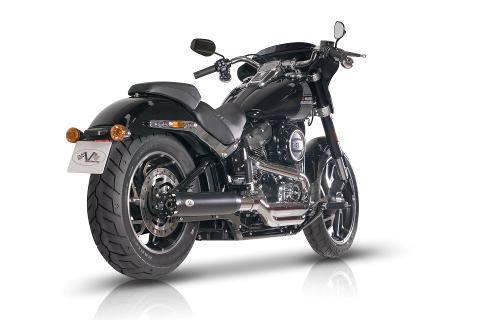 Scarico slip-on Harley  Davidson  Sport Glide Euro 5 2021     OMOLOGATO  V-PERFORMANCE  Sport Glide Euro 5  2021 UP