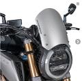 Cupolino Classic Honda CB650R 2019 Barracuda AEROSPORT è realizzato in Alluminio