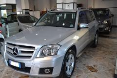 Mercedes-Benz GLK 220 220CDI 4 MATIC AUTOM. Diesel