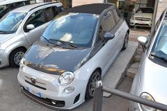 Abarth 500 Cabrio abarth cabrio Benzina