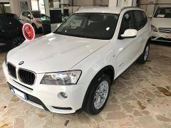 BMW X3 2.0xdrive autom. Diesel