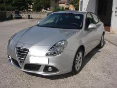 Alfa Romeo Giulietta disctive Diesel