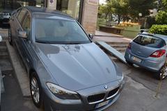 BMW Serie 5 520d futura automatica Diesel