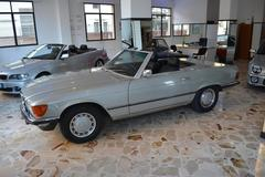 Mercedes-Benz Sl sl 350 Benzina