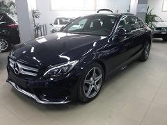 Mercedes-Benz C220 CDI  PREMIUM AMG Diesel