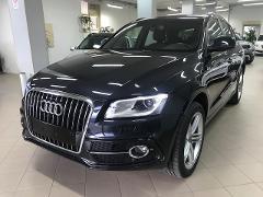 Audi Q5 QUATTRO SLINE (VENDUTA) Diesel