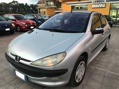 Peugeot 206 1.4d 5porte Diesel