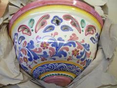 Gerle Pacon in ceramica