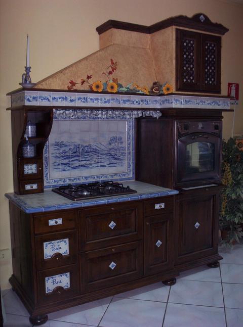 Cucine  Pacon in ceramica
