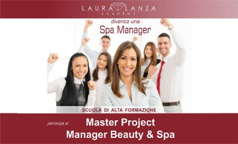 SPA MANAGER  MASTER PROJET MANAGER & BEAUTY SPA   2020  Catania