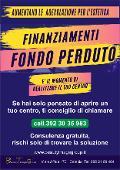 FINANZIAMENTI  A  FONDO  PERDUTO  2021