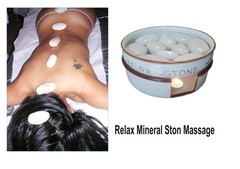 Corso di Relax Mineral Stone Massage - 5 Novembre Catania - Sicilia