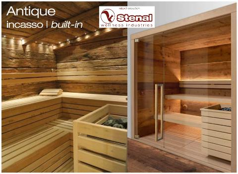 SAUNA STENAL  ANTIQUE