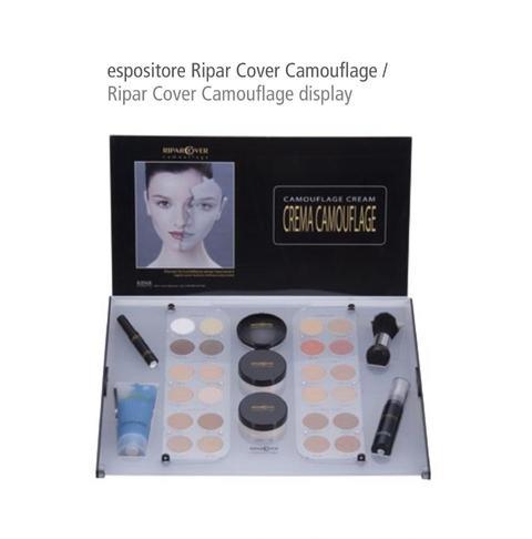 espositore Ripar Cover Camouflage / Ripar Cover Camouflage display RIPAR COVER CAMOUFLAGE  RIPAR COVER