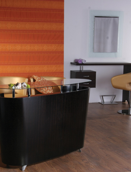 Reception desks 1