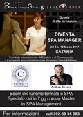 Corso SPA & BEAUTY MANAGER  CIDESCO  - CATANIA - Sicilia