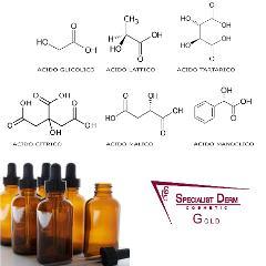 Master Cosmetologico Teorico-pratico Sull'applicazione endodermica degli Acidi