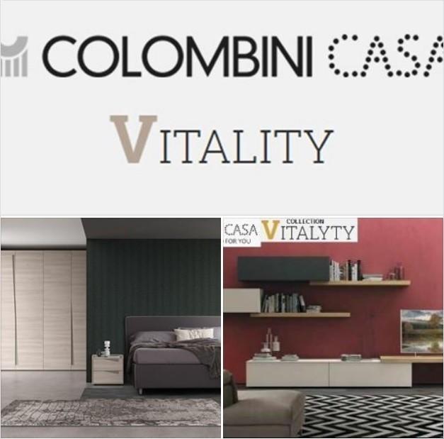PROMOZIONE DITTA COLOMBINI - VITALYTY DITTA COLOMBINI MOD. VITALYTY ...