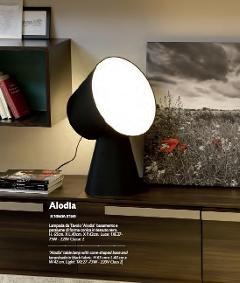 LAMPADA DA TAVOLO IDEA ALODIA