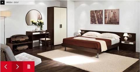 ARREDAMENTO -CONTRACT A CATANIA -HOTEL - CASE VACANZA -B&B-NEGOZI- COLOMBINI GROUP GOLF