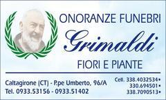 Grimaldi: Agenzia Padre pio