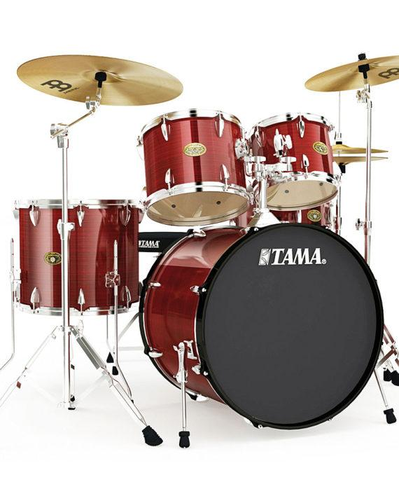 TAMA IMPERIALSTAR IM52KH6 HCP HAIRLINE COPPER SPEDIZIONE INCLUSA