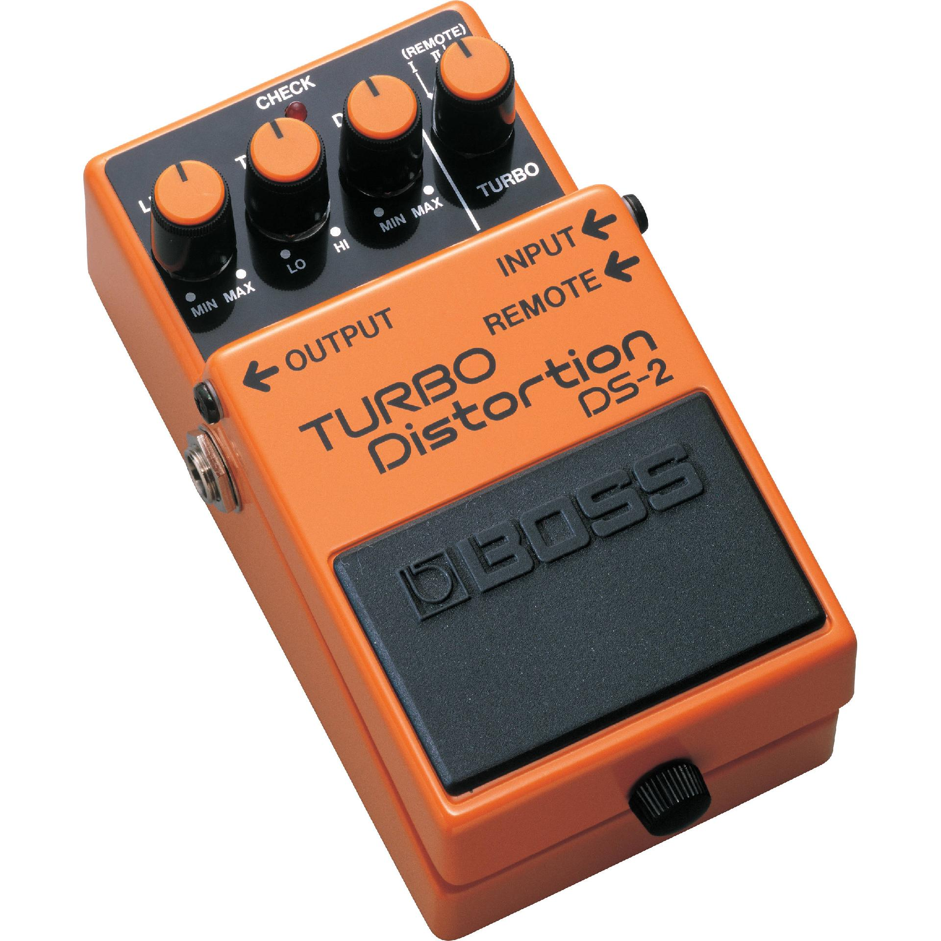 BOSS DS2 TURBO DISTORTION PROMOZIONE