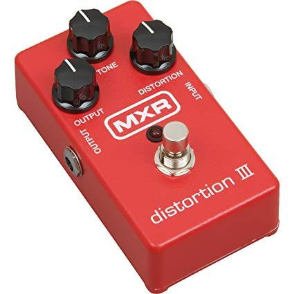 DUNLOP MXR M115 DISTORSION III