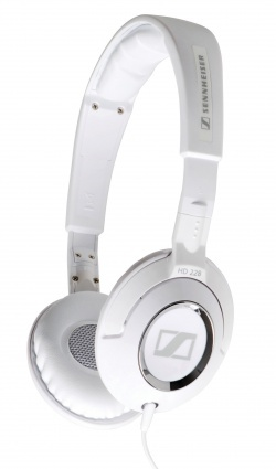 SENNHEISER HD228W WHITE SENNHEISER HD228W WHITE