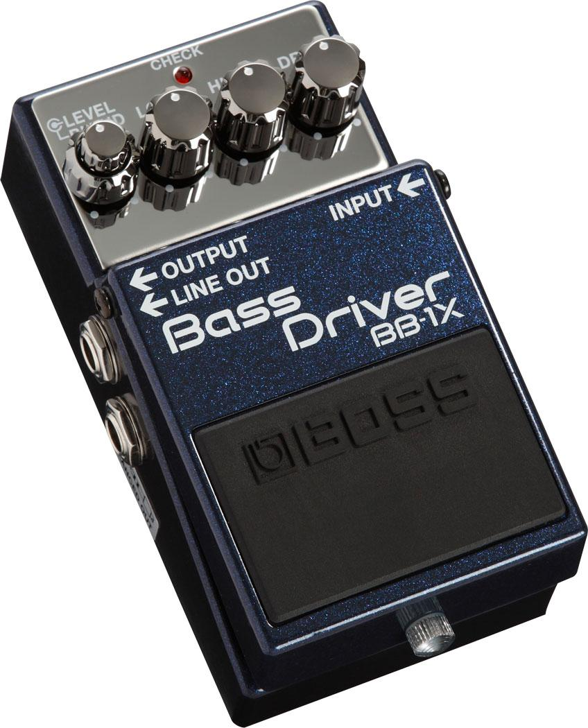 BOSS BB1X BASS DISTORTION PROMOZIONE