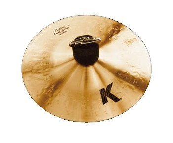 "ZILDJIAN K CUSTOM DARK 8"" SPLASH"