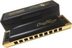 HOHNER CROSS HARP IN SOL